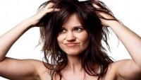 Yağlı Saçlar İçin Ne Yapmalı?