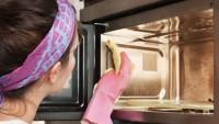Mikrodalga Fırın Nasıl Temizlenir?