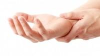 Parmağımda Morarma