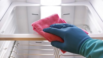 Buzdolabının İçi Nasıl Temizlenir?