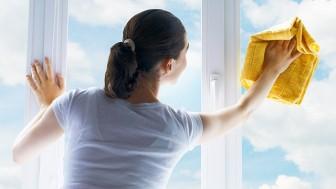 Camdaki Yapışkan Kağıt Nasıl Çıkarılır?