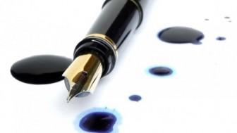 Tükenmez Kalem Nasıl Silinir?