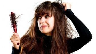 Dolaşmış Saç Nasıl Açılır?