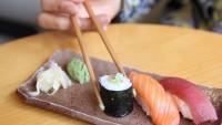 Sushi Nasıl Yenir?
