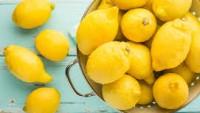 Limon Uzun Süre Nasıl Saklanır?