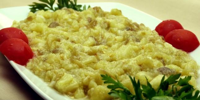 Közlenmiş Patlıcan En Kolay Nasıl Soyulur?