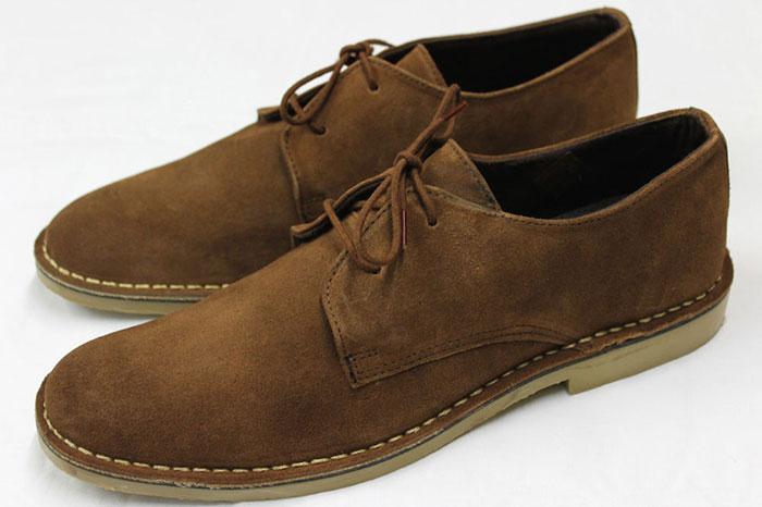 Süet ayakkabılar nasıl temizlenir