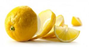 limon kabukları